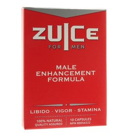 ZUICE FOR MEN ZUICE FOR MEN - MALE ENHANCEMENT FORMULA 10-PACK