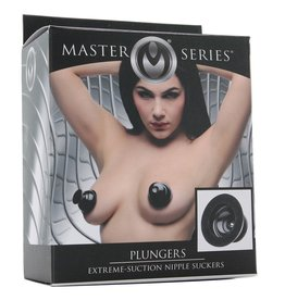 MASTER SERIES PLUNGERS - EXTREME NIPPLE SUCKERS