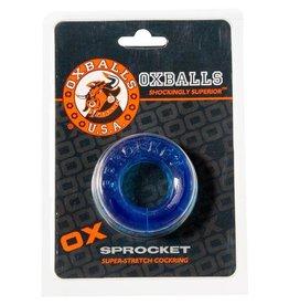 OXBALLS OXBALLS - SPROCKET COCKRING - ICE BLUE
