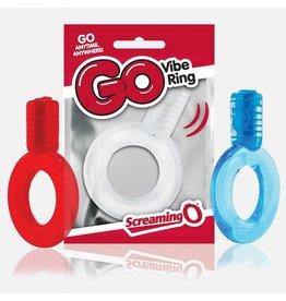 SCREAMING O SCREAMING'O - GO VIBE - CLEAR