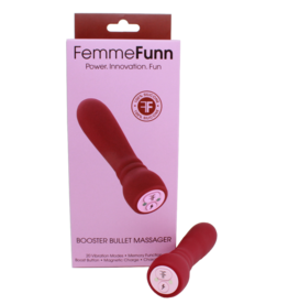 FEMMEFUNN FEMMEFUNN - BOOSTER BULLET MAROON