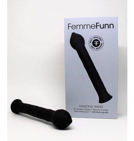 FEMMEFUNN FEMMEFUNN - DIAMOND WAND BLACK