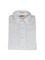 Drinkwater's Drinkwater's White Queen's Oxford  Dress Shirt