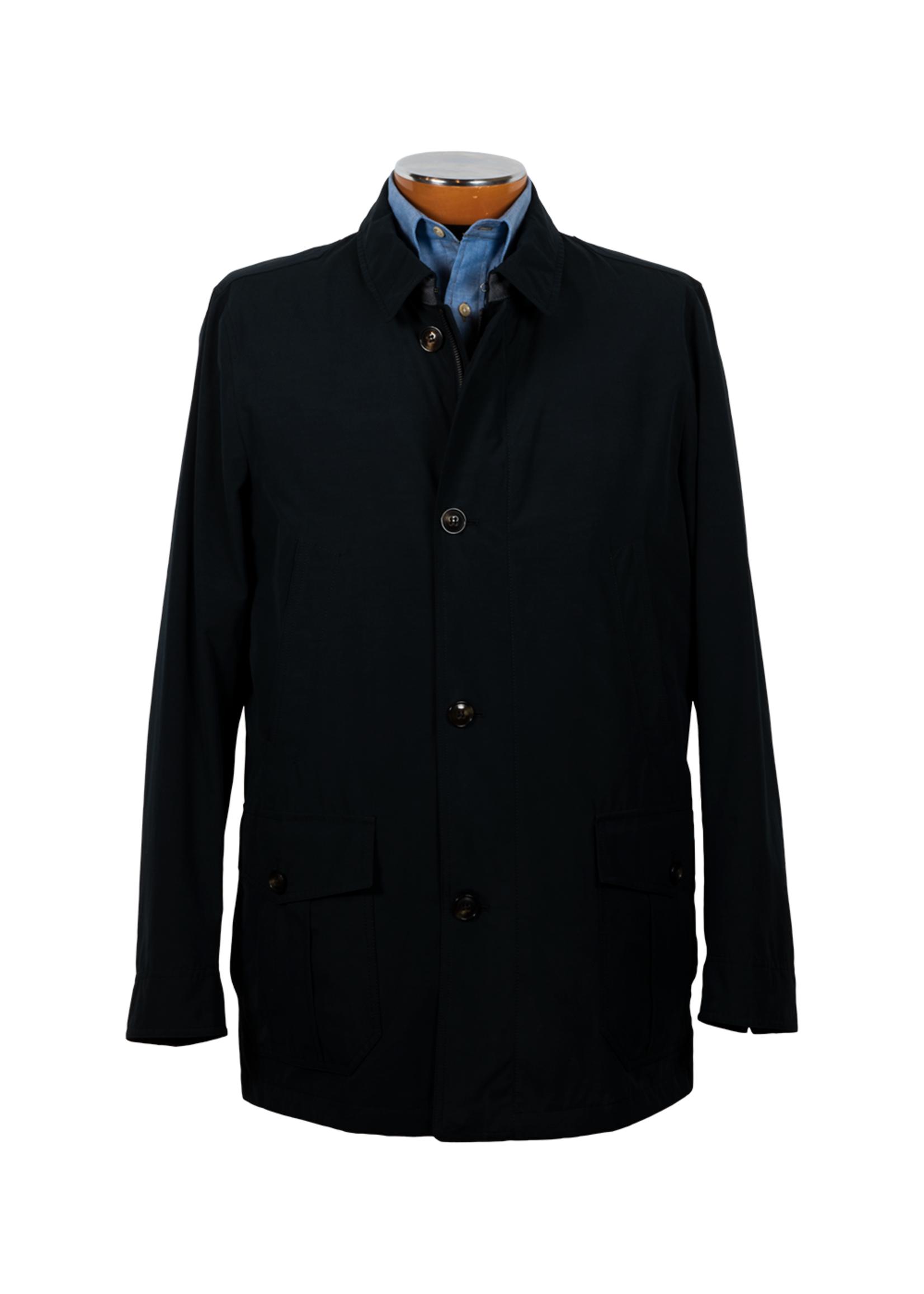 Schneider's Schneider's Reith Gore tex Navy Coat