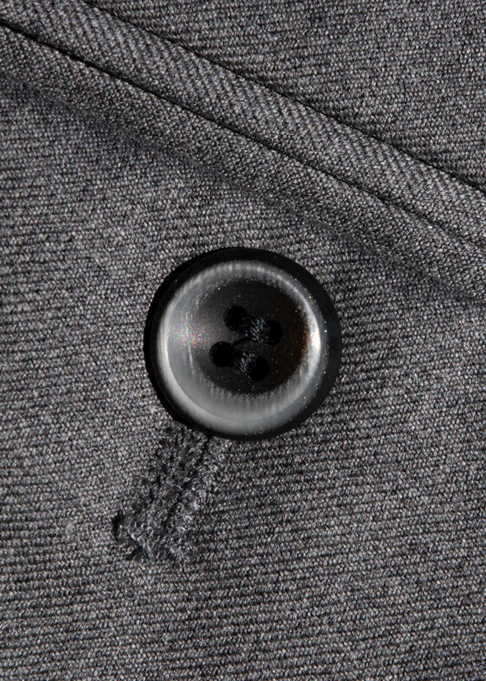 Hiltl DiBiella 110's Serge Wool Light Grey Trouser by Hiltl