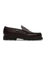 Paraboot Reims Marron Cafe Beefroll Penny Loafer by Paraboot