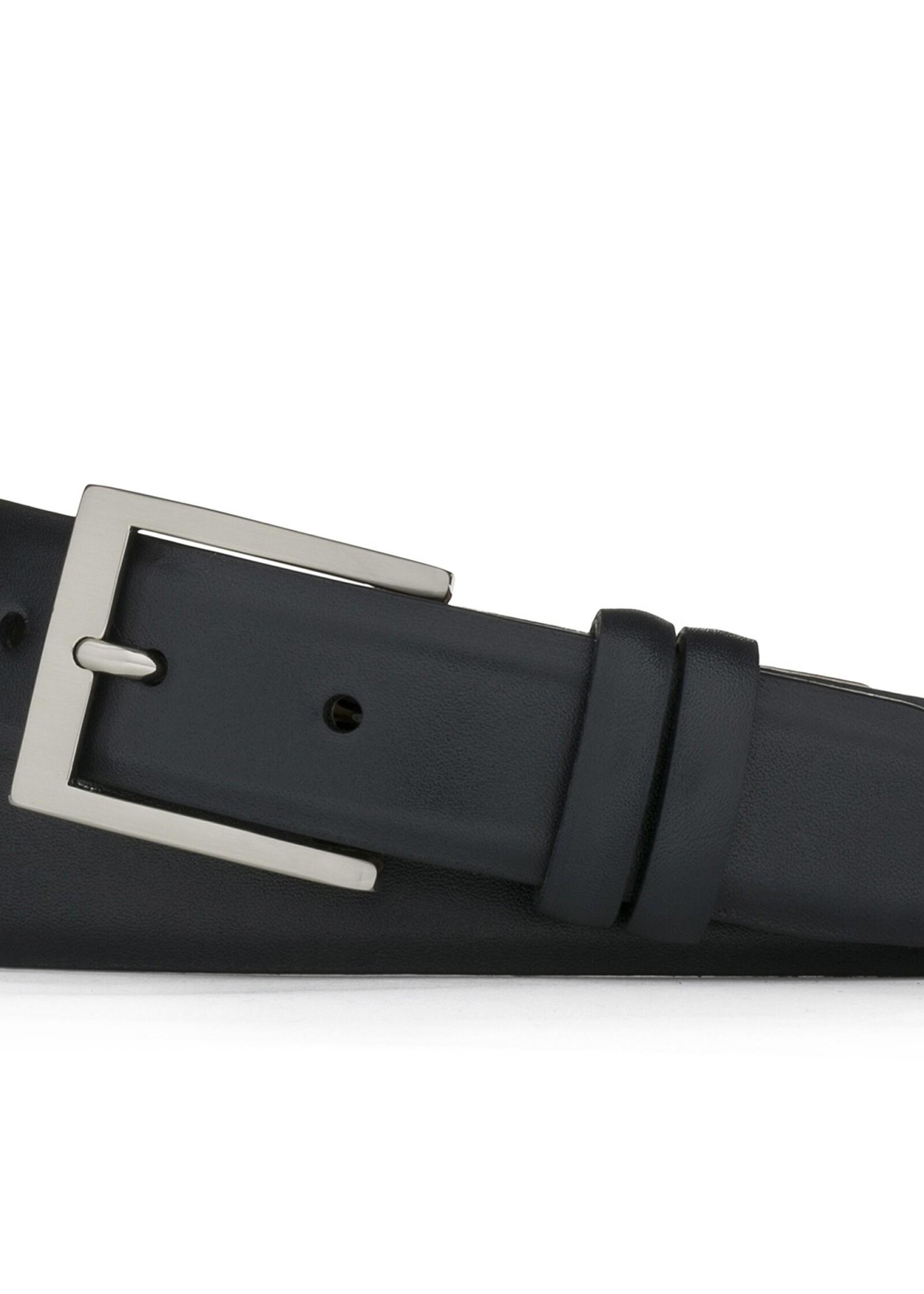 W. Kleinberg Black Dress Belt by W. Kleinberg