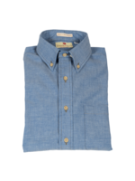 Drinkwater's Drinkwater's Henderson Chambray Buttondown Shirt
