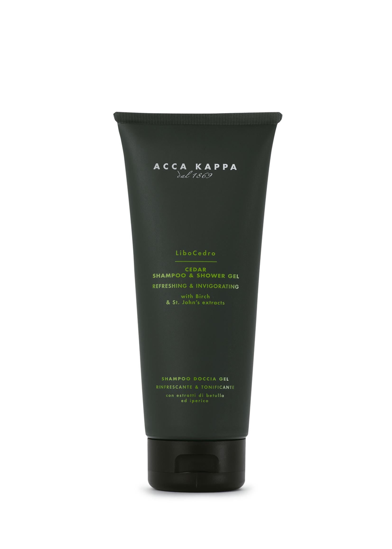 Acca Kappa Acca Kappa Cedar Shampoo & Shower Gel