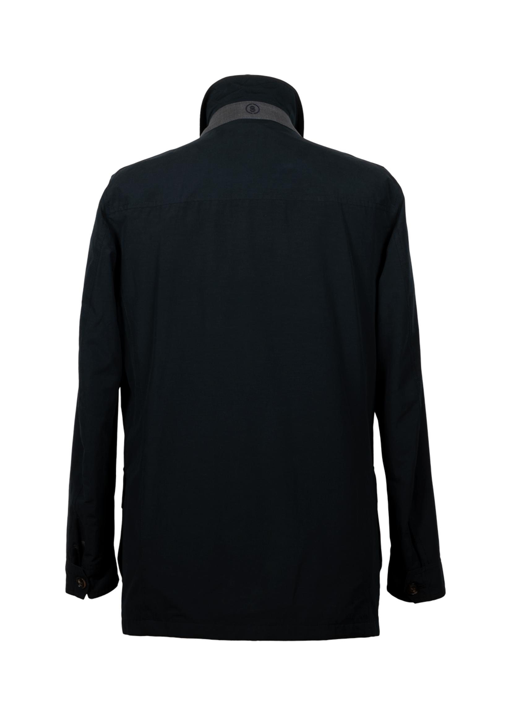 Schneider's Reith Gore tex Navy Coat by Schneider's