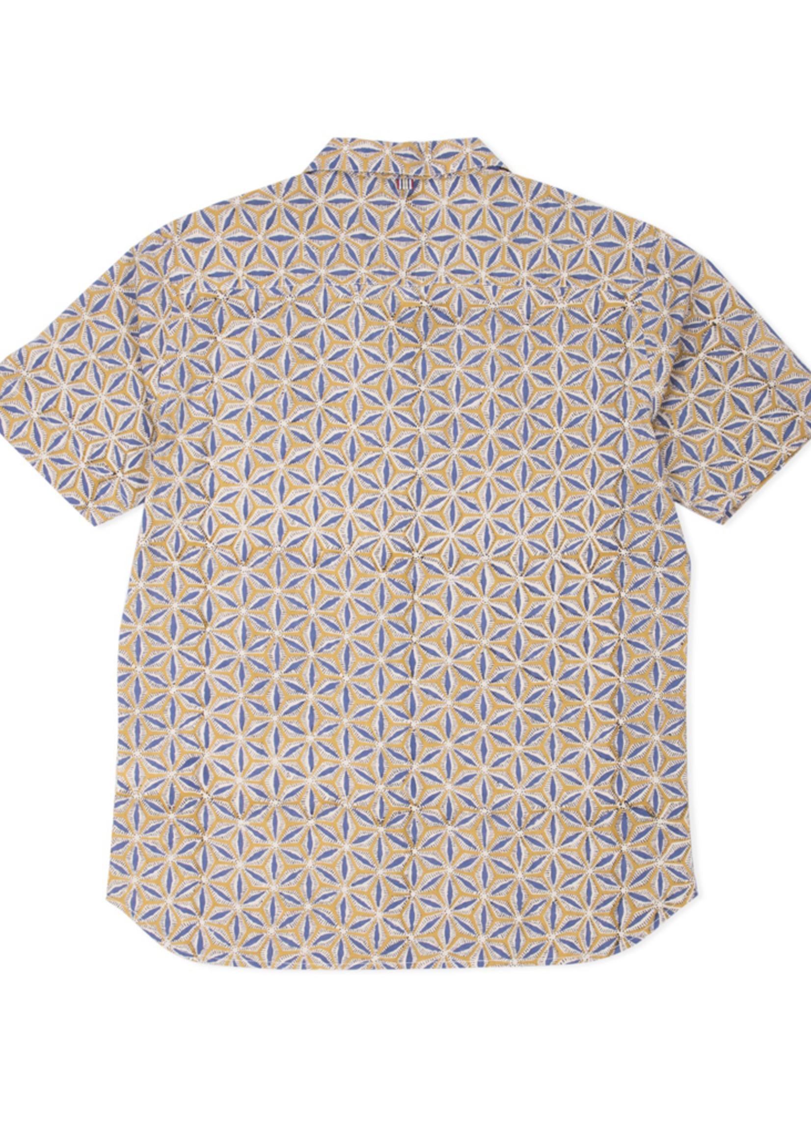 Kardo Kardo Lamar Camp Collar Short Sleeve Shirt
