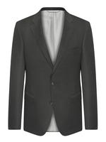 Samuelsohn Colombo 150's Ice Wool Suit Mid-Grey by Samuelsohn