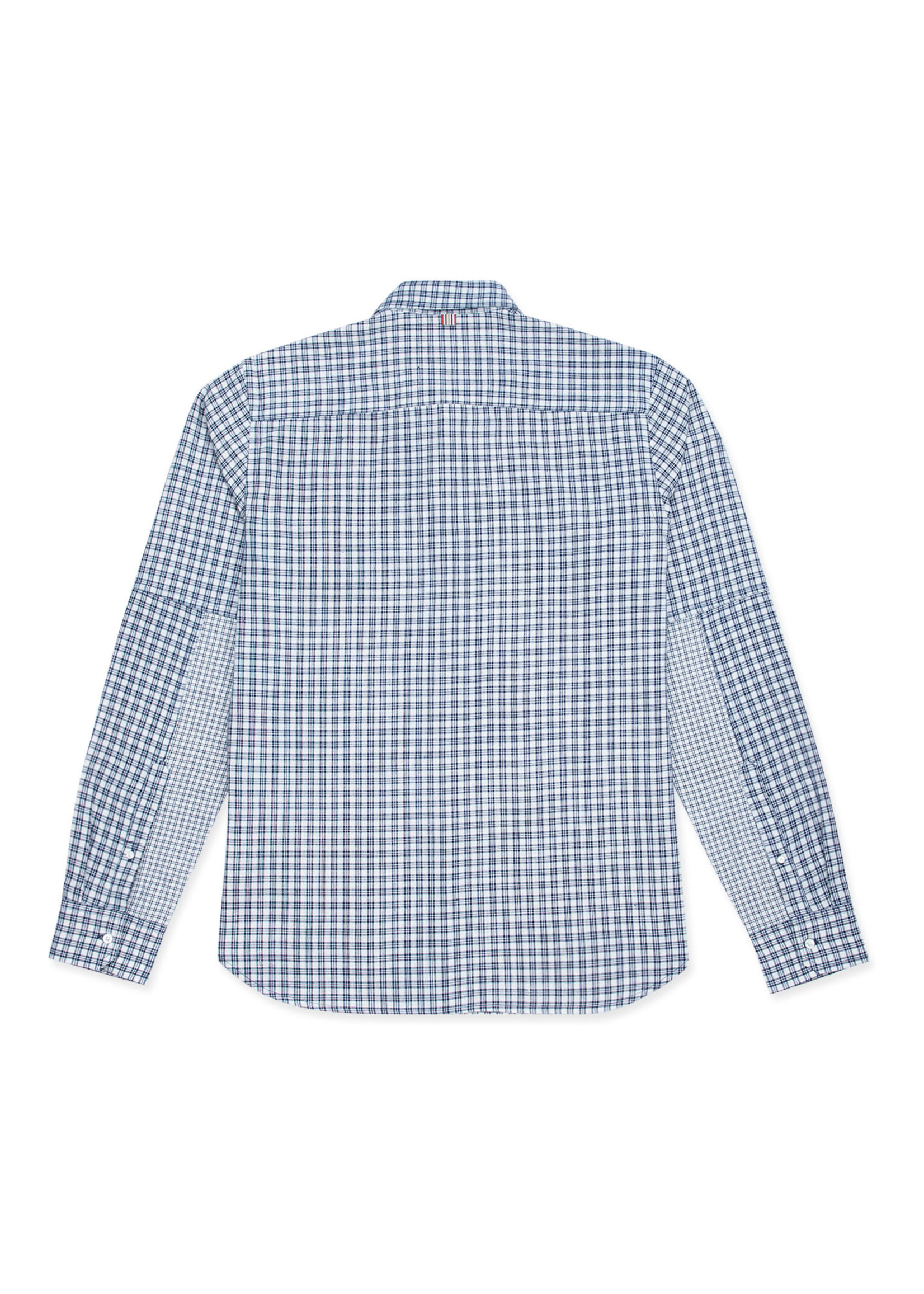 Kardo Kardo Stevie Navy Tattersall Sport Shirt