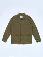 Portuguese Flannel Labura Olive Corduroy Chore Jacket by Portuguese Flannel
