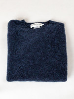 Harley Nightshade Shetland Wool Crew Neck by Harley