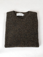 Harley MacLean Donegal Wool Crew Neck by Harley