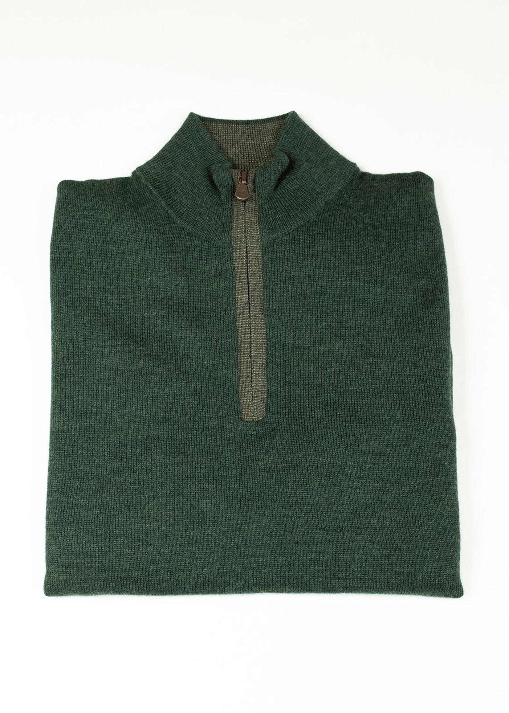 Raffi Raffi Forest Merino Wool 1/4 Zip b