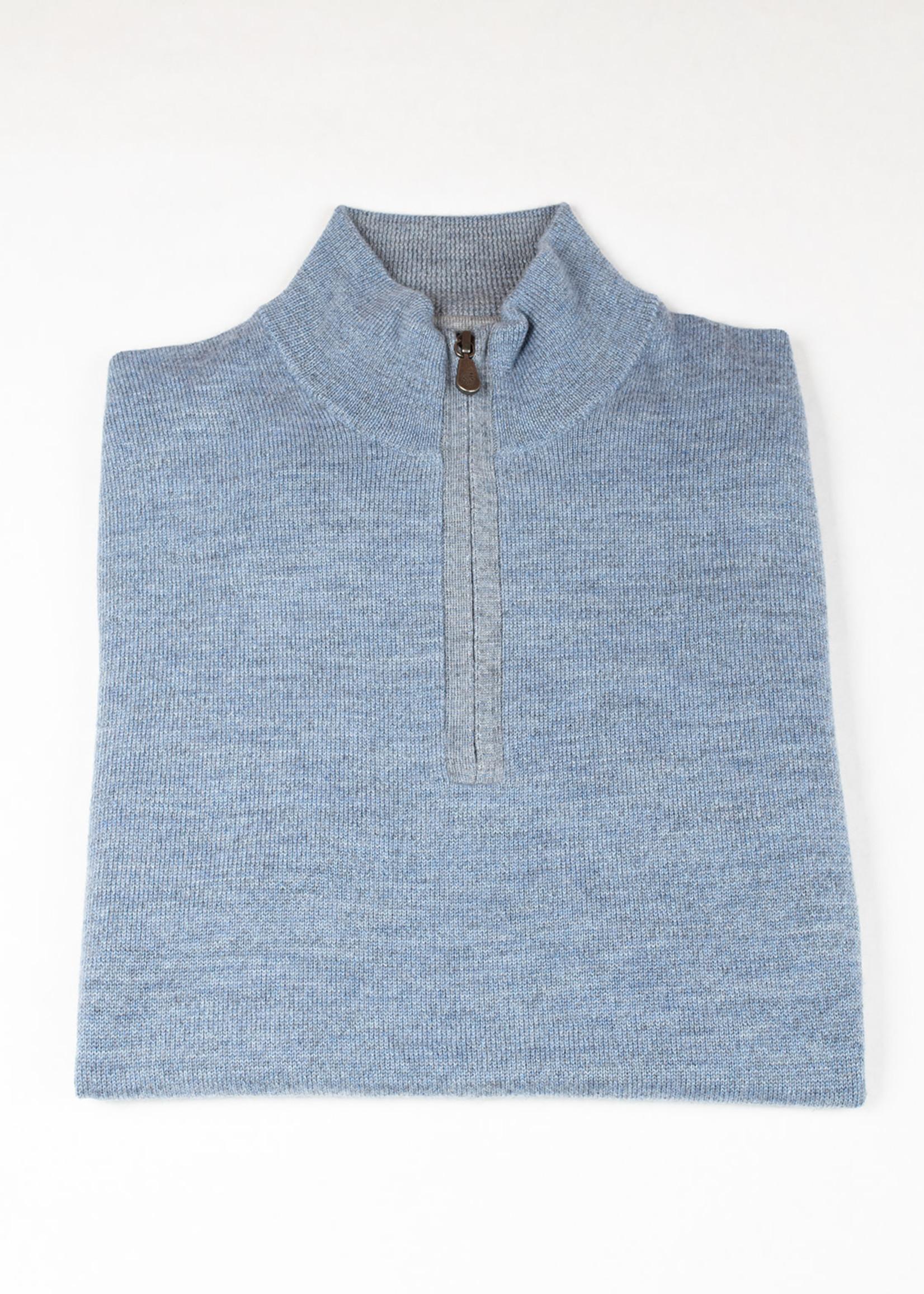 Raffi Storm Merino Wool 1/4 Zip by Raffi
