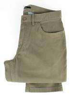Hiltl Hiltl Dude 5 Pocket Pant Olive Cotton Twill