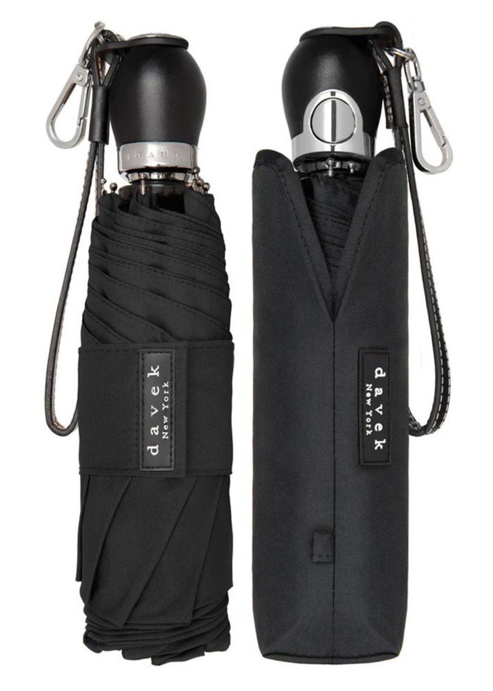 Traveler Umbrella Black by Davek
