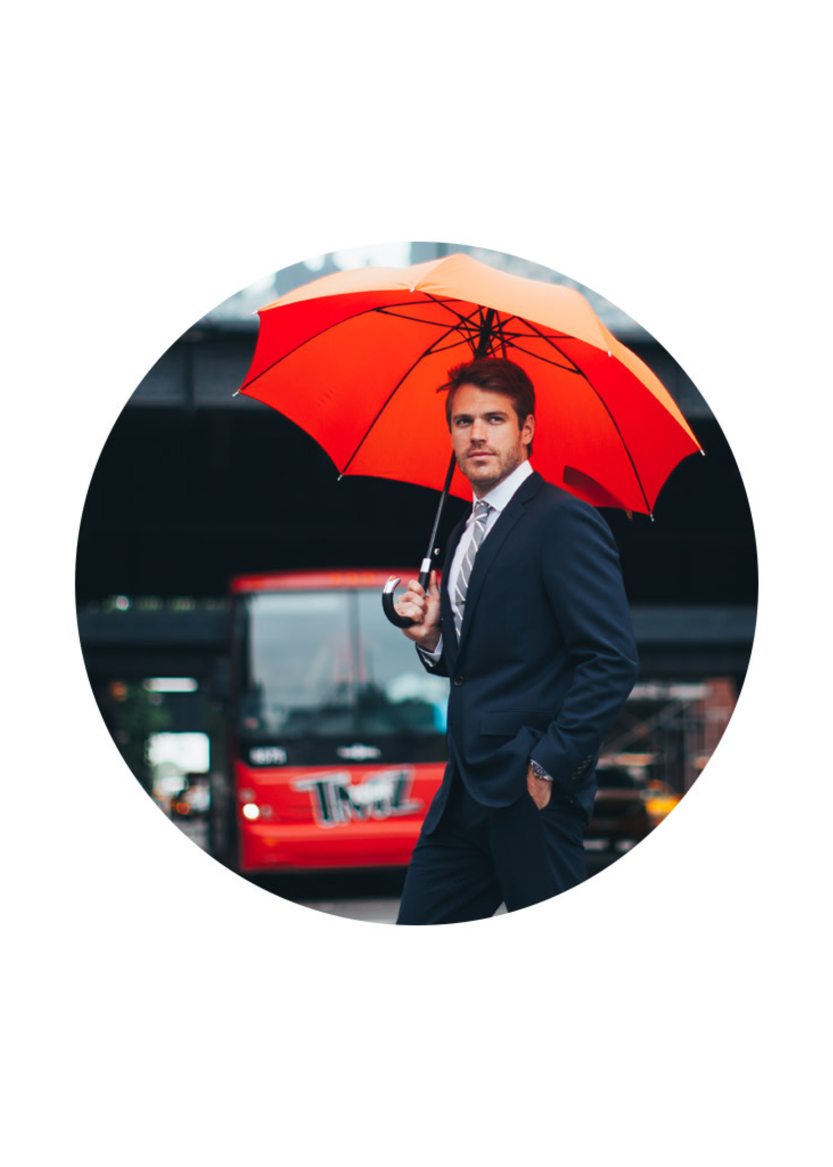 Elite Umbrella Copper by Davek