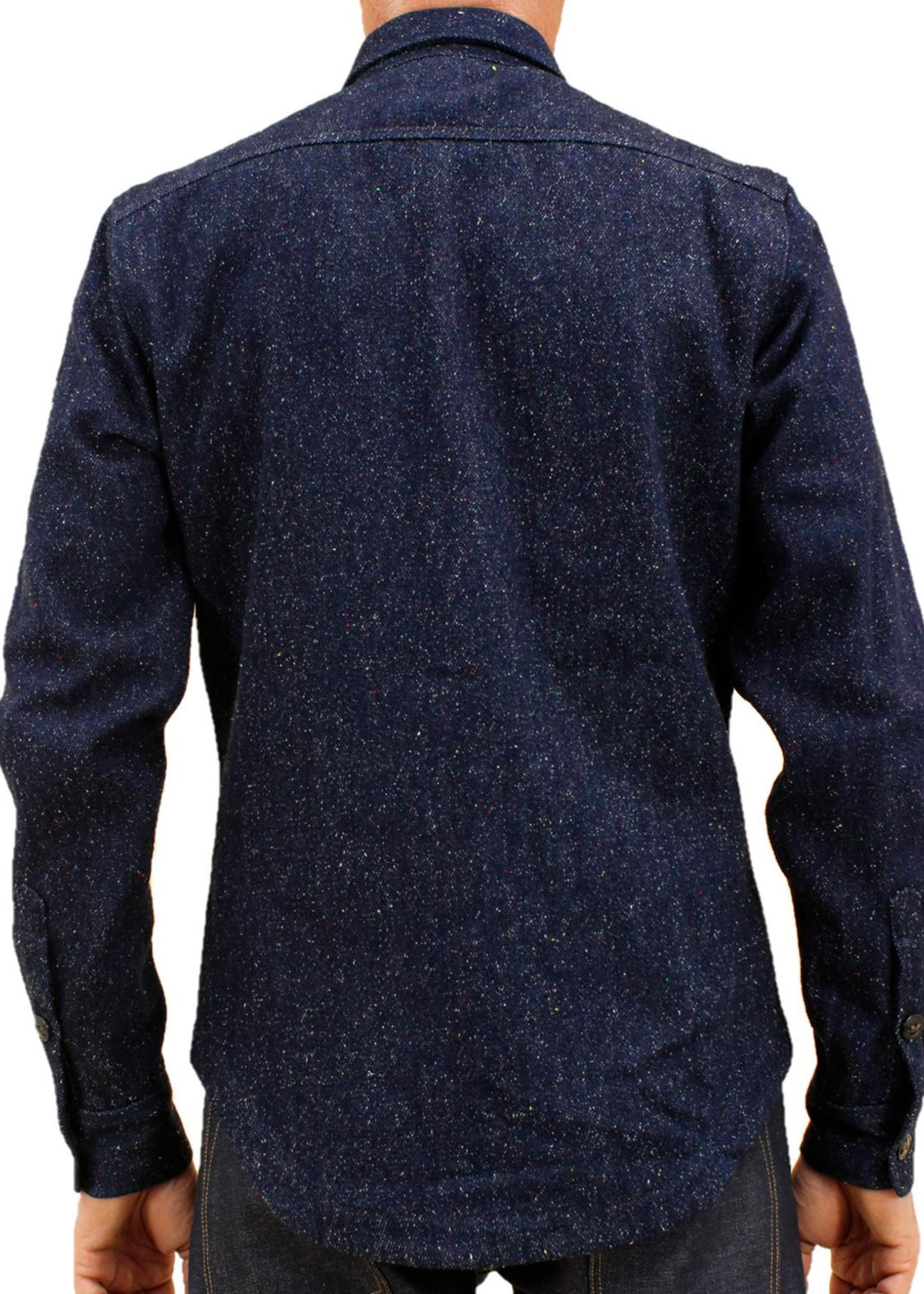 Kato Kato Anvil Shirt Jacket Indigo Raw (0010-401-05)