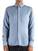 Kato Kato Matte Blue Vintage Double Gauze Shirt