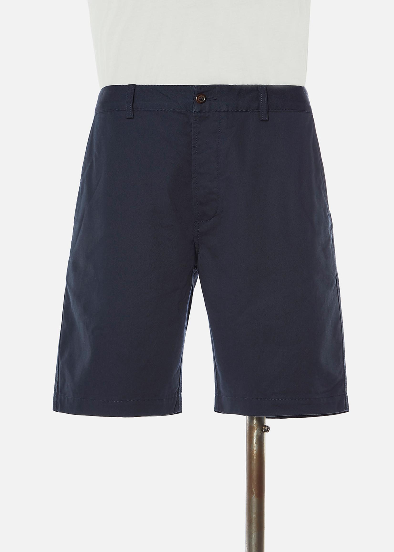 Universal Works Universal Works Deck Short Navy Cotton Twill
