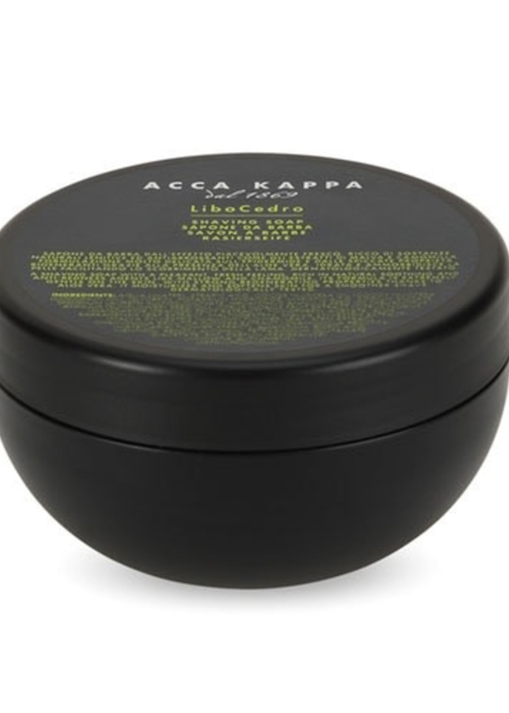 Acca Kappa Acca Kappa Cedar Shaving Soap