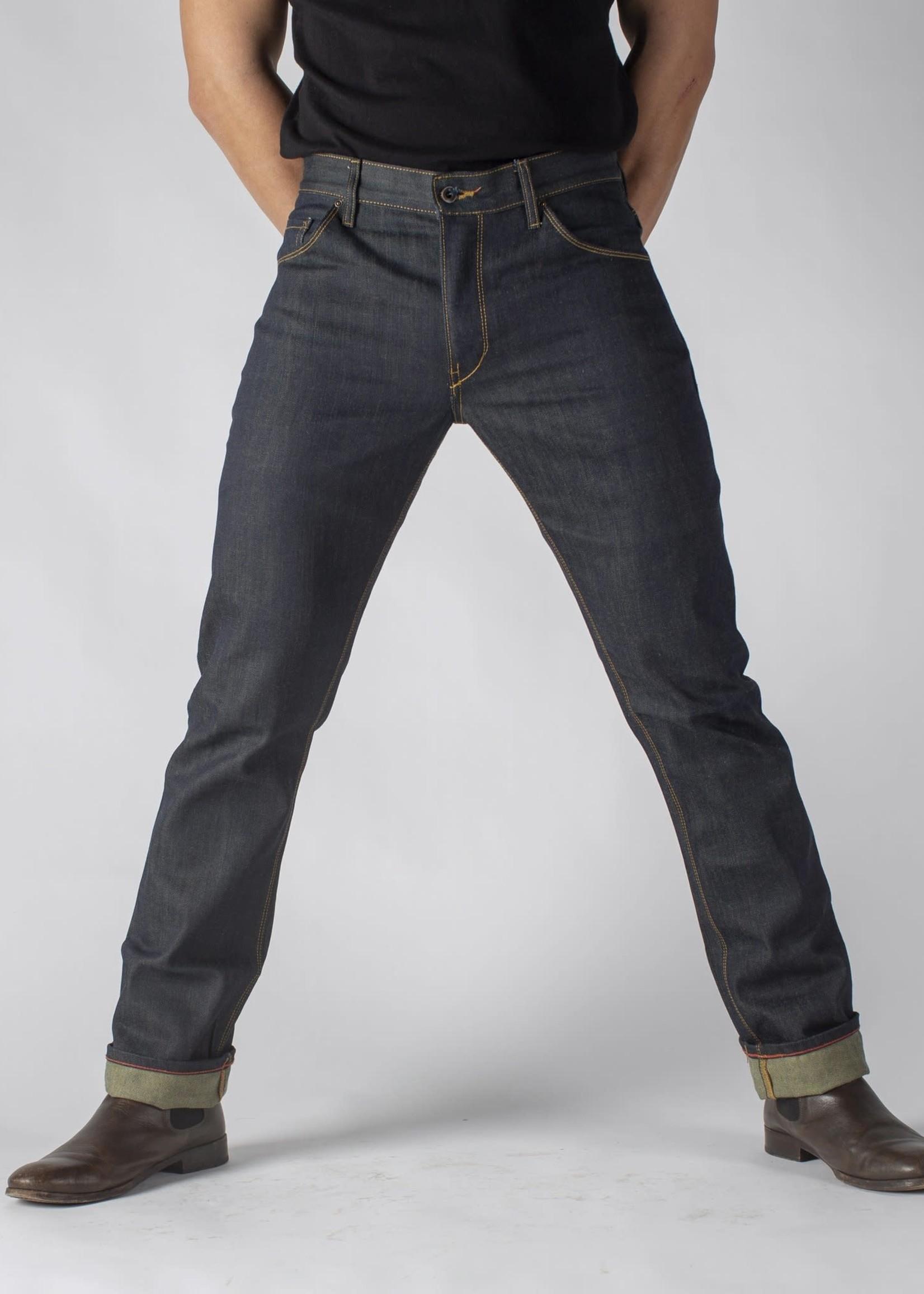 Raleigh Denim Workshop Raleigh Jones 5 Pocket Jean Selvedge Original