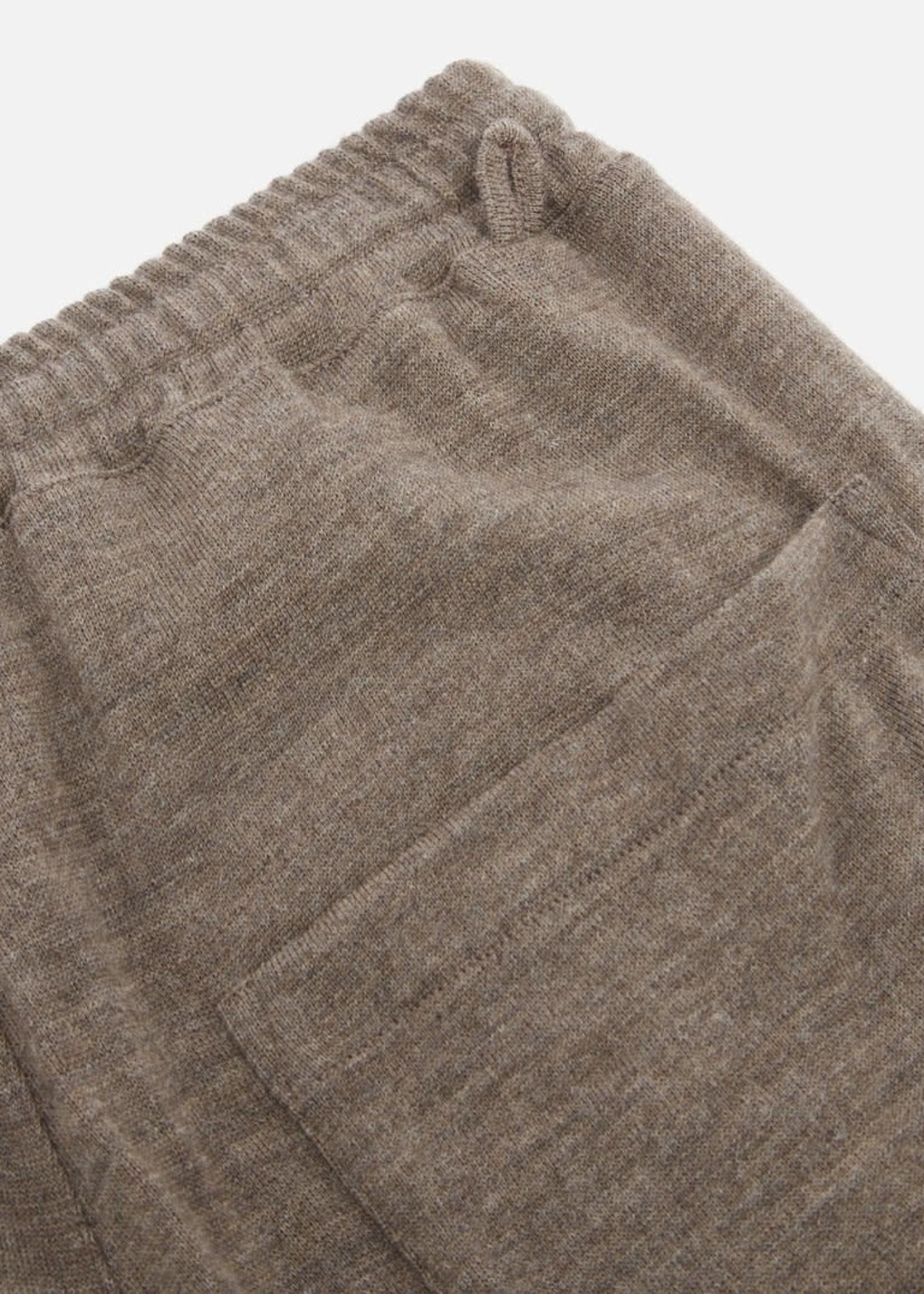 Universal Works Universal Works Lumber Pant Brown Marl Wool