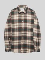Portuguese Flannel Portuguese Flannel Saint Patrick Check Multi Plaid Flannel Sport Shirt