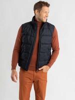 Schneider's Schneiders Alf Techno Vest Navy Loden Wool