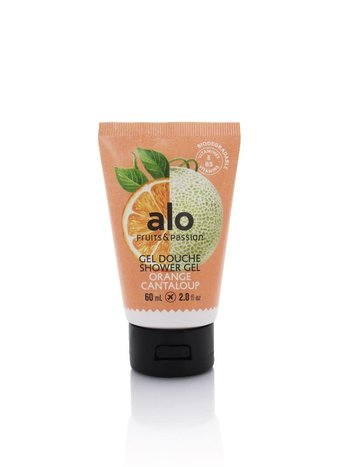 Fruits et Passion Gel Douche alo Orange Cantaloup 60ml