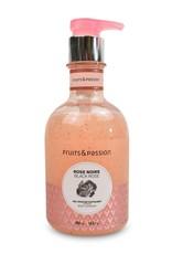 Fruits et Passion Gel Douche Exfoliant Rose Noire Fruits et Passion 400ml