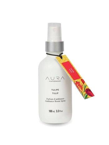 Fruits et Passion Parfum D'ambiance AURA Tulipe 100ml