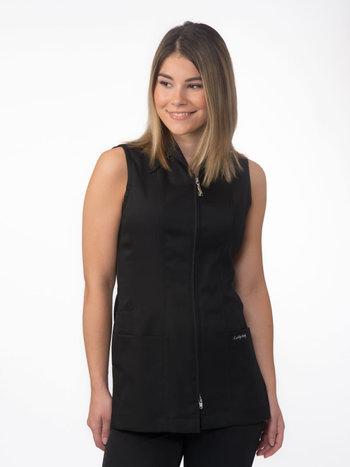 Carolyn Design Veste Le Fringant Sans Manche Carolyn Design 71725
