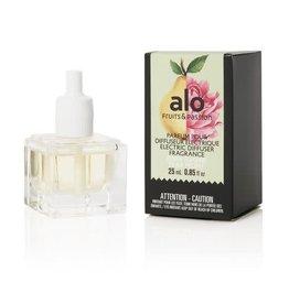 Fruits et Passion Parfum pour Diffuseur Électrique alo Poire Pivoine 25ml