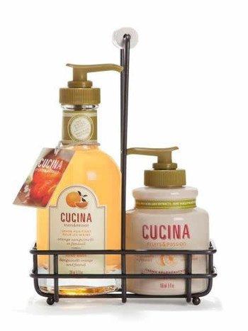Fruits et Passion Duo de Soins pour les Mains Cucina Orange Sanguinelli et Fenouil