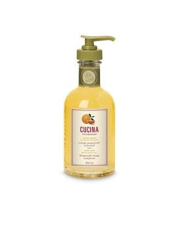 Fruits et Passion Savon Mains à L'Huile D'Olive Orange Sanguinelli et Fenouil 200ml
