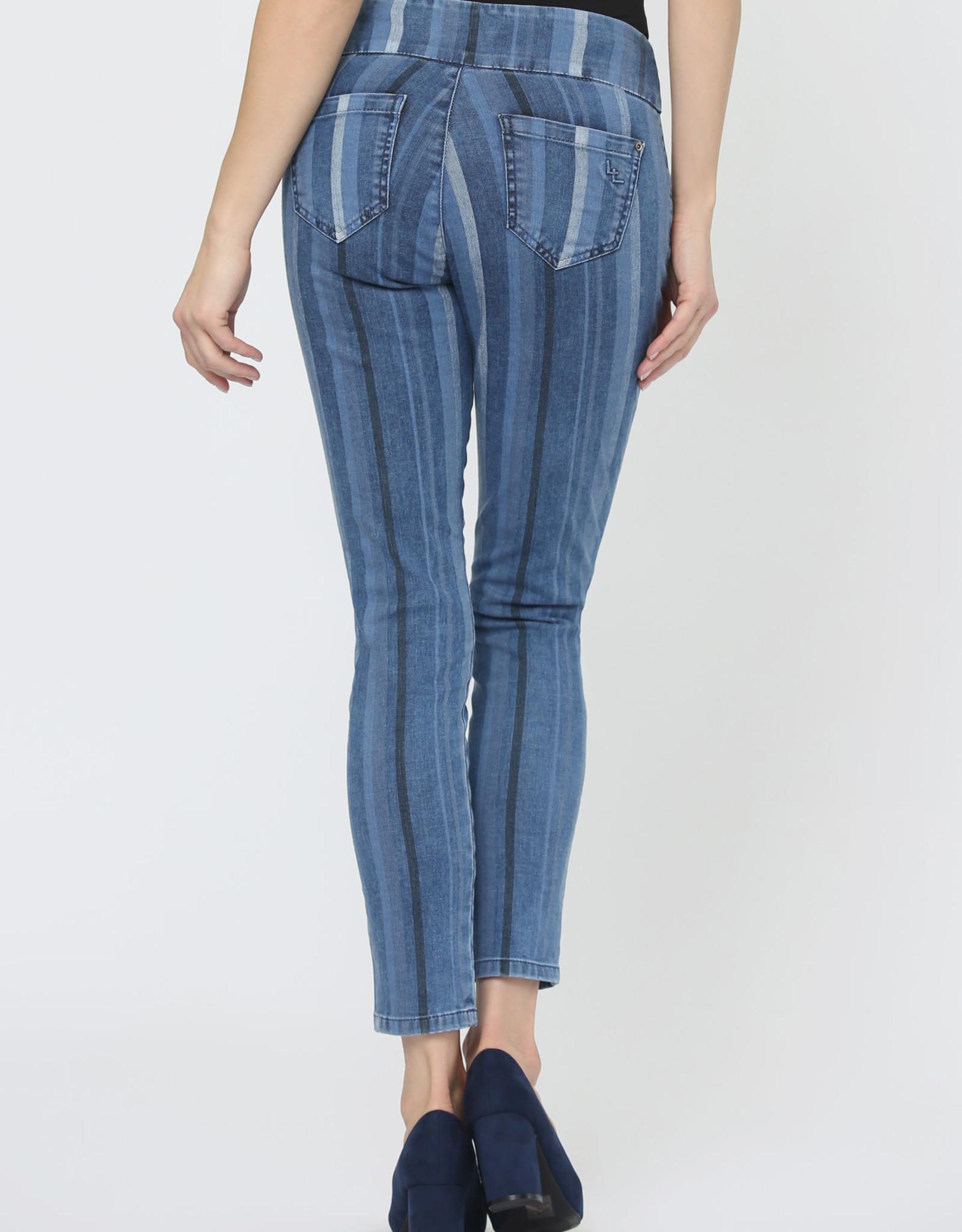 Lisette L. Montréal Jeans Petra Stripe Slim  Lisette L. 628933