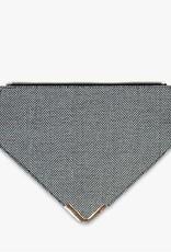 Kanevas Rabat pour Sac Pochette Kanevas Coton Chevrons SR-0020