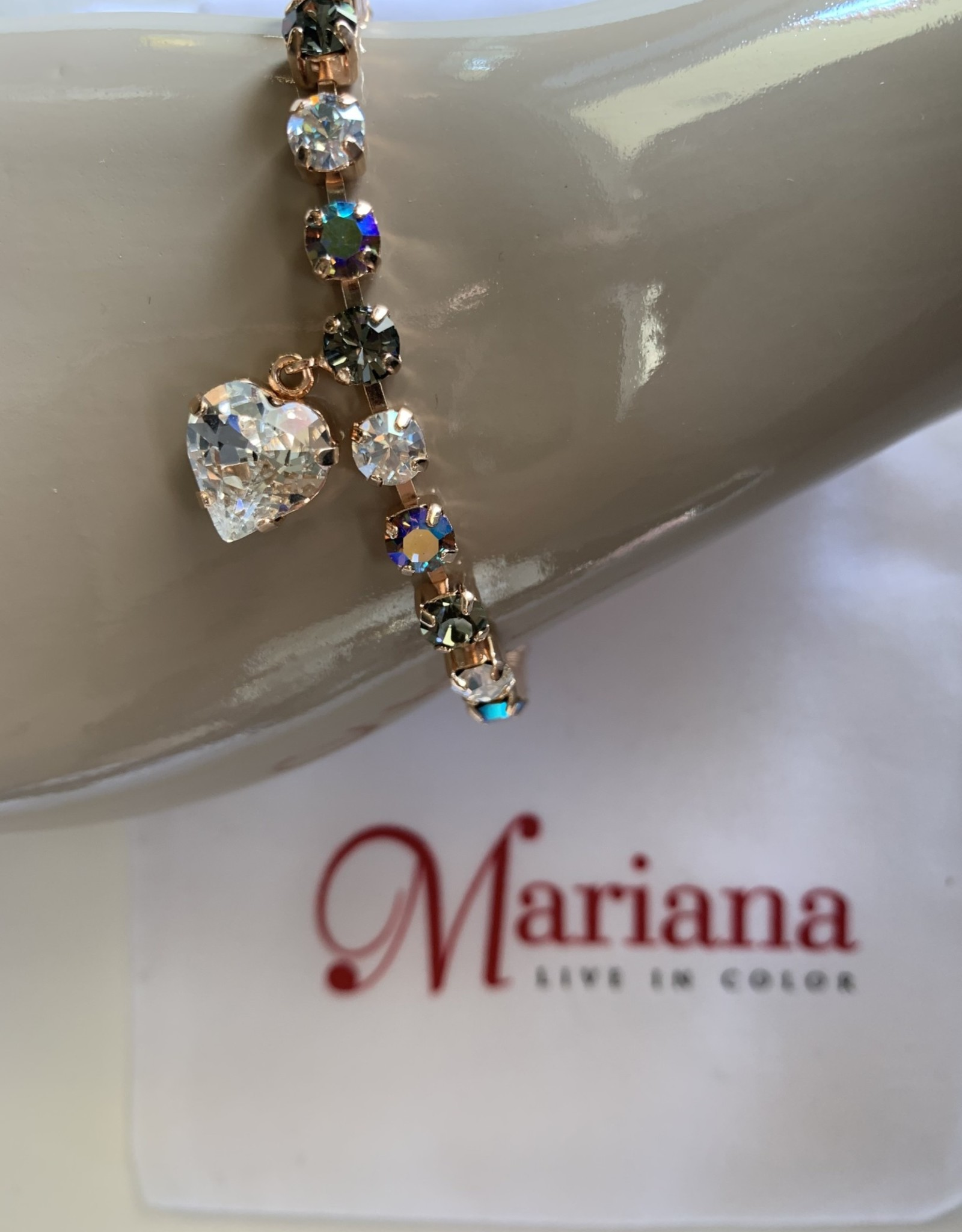 Mariana Bracelet Mariana B-4100/1 Vert/Claire/Gold 512R