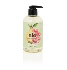 Fruits et Passion Savon Mains alo Poire Pivoine 250ml
