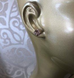 Mariana Boucles d'oreilles E-1440-Poteau Rose/Gold 319-RG2