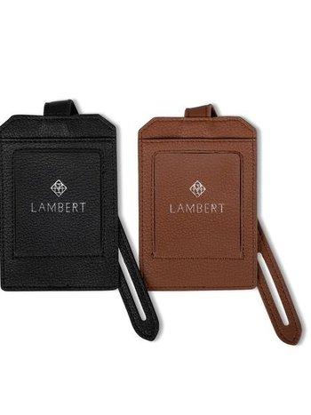 Lambert Étiquette à Bagages Lambert Amy