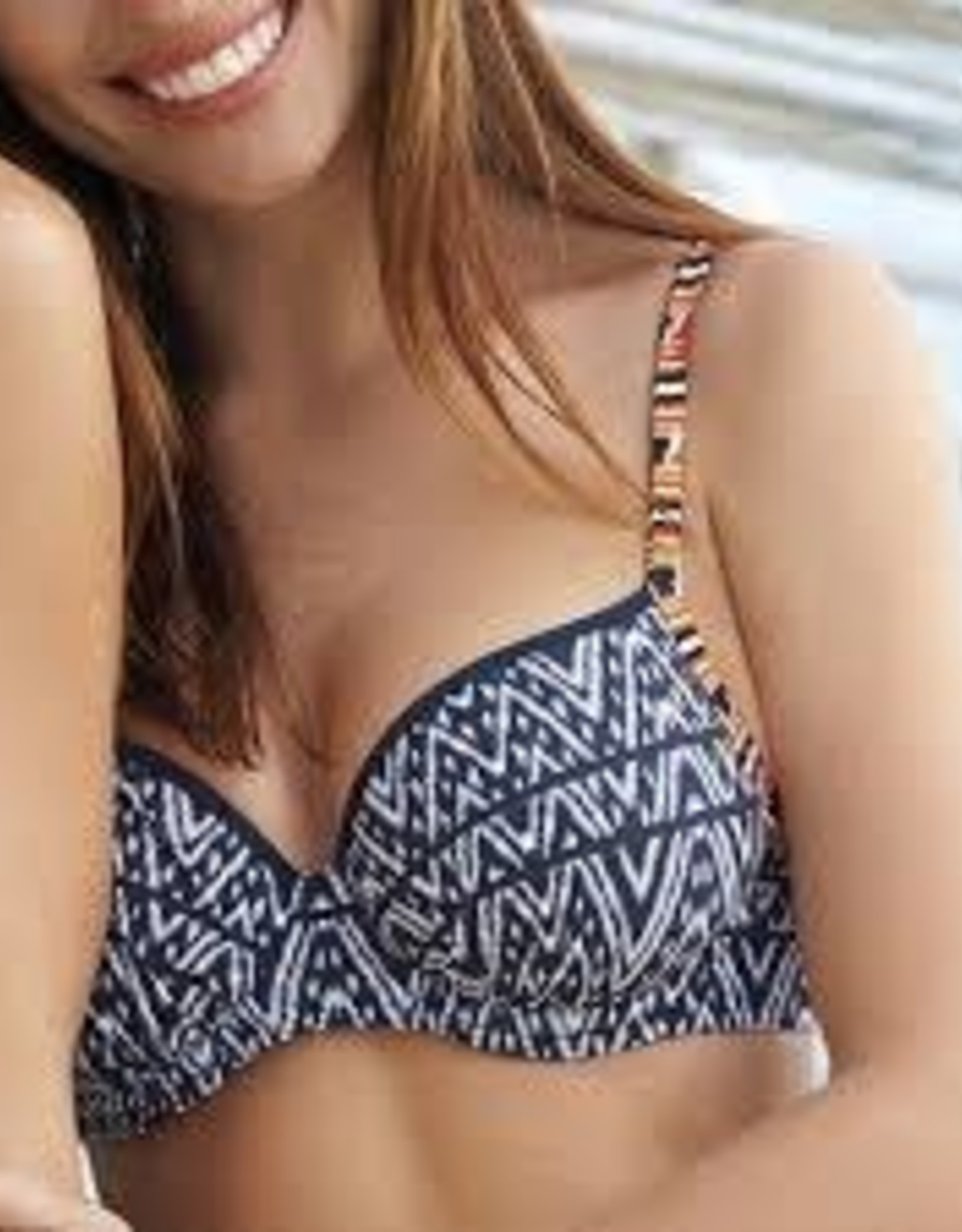 Sunflair Haut de Bikini avec Armatures et Bonnet Souple Sunflair 71188