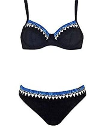 Sunflair Maillot Bikini Aztec avec Armatures Sunflair 21162