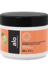Fruits et Passion Crème Fouettée pour le Corps alo Orange Cantaloup 200ml