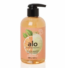 Fruits et Passion Savon Mains alo Orange Cantaloup 250ml